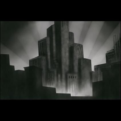 The Metropolis of Yesterday