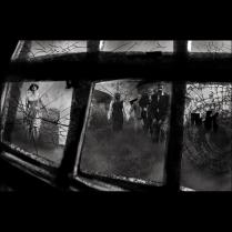 The Farm House Window