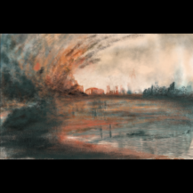 Inspired by William Turner
