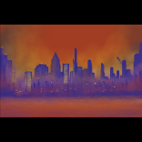 Cityscape Study…with lights